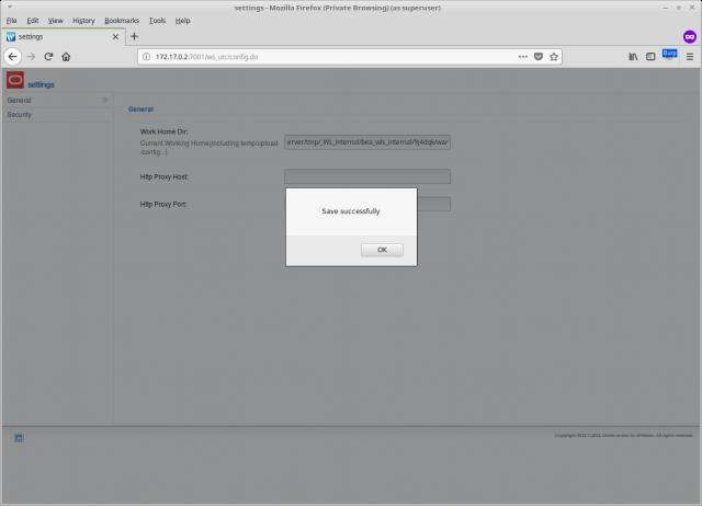 CVE-2018-2894 – Weblogic JSP File Upload – The Security Buff